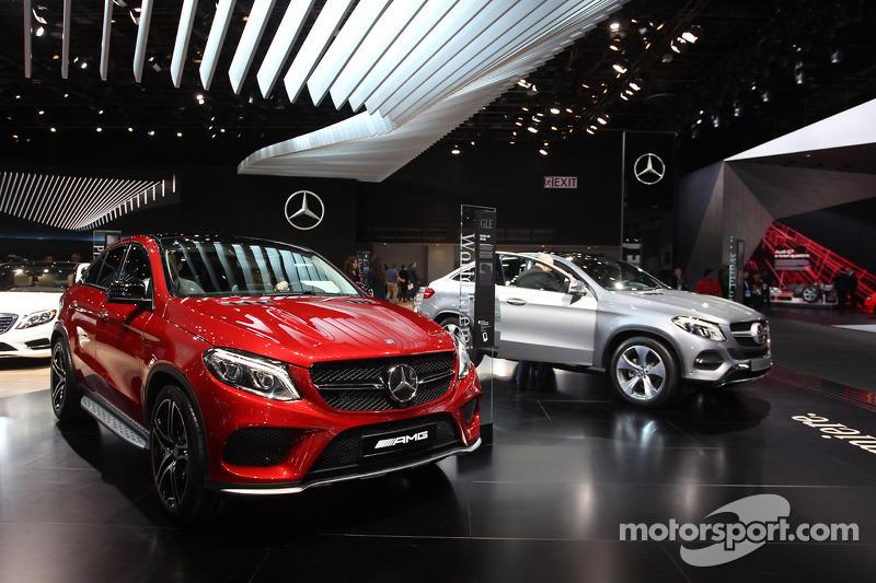 Mercedes GLE 450 AMG Coupé