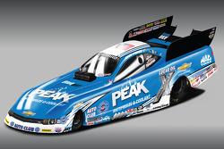 Chevrolet Camaro du John Force Racing