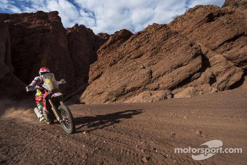 #2 Honda: Joan Barreda