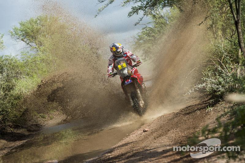 #5 Honda: Хелдер Родрігес
