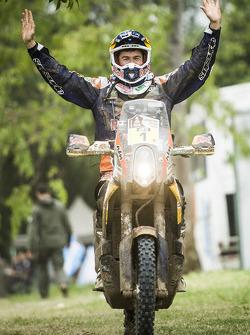 Motorrad-Sieger Marc Coma