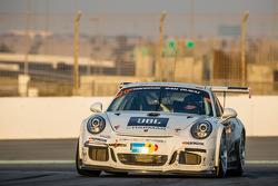 #20 MRS GT-Racing Porsche 991 Cup: Manuel Nicolaidis, Olivier Baharian, Thierry Blaise, Johnson Huang
