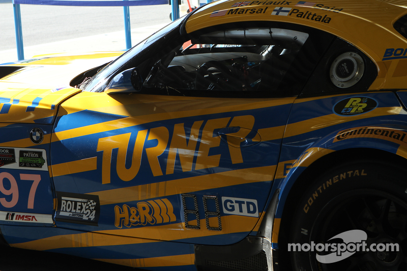 #97 Turner Motorsport BMW Z4