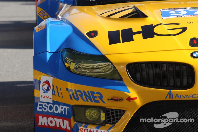 #97 Turner Motorsport,宝马Z4