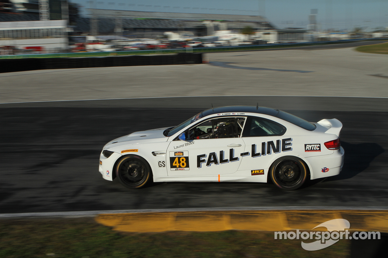 #48 Fall-Line Motorsports BMW M3: Terry Borcheller, Mike Lamarra