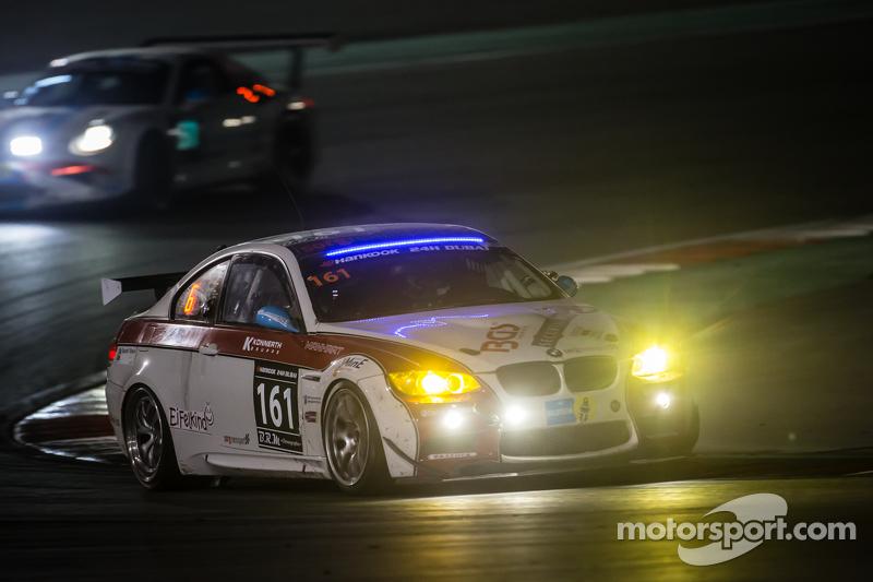 #161 Securtal Sorg Rennsport BMW E92 M3 GT4: Frank Elsässer, Paul Follett, Oliver Bender, Stefan Beyer