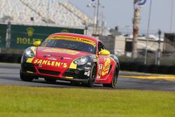 #42 Team Sahlen Porsche Cayman: Wayne Nonnamaker, Jeff Segal