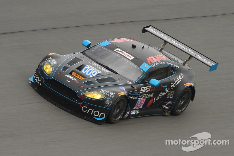 #009 TRG-AMR Aston Martin V12 Vantage: Derek DeBoer, Max Riddle, Eliseo Salazar