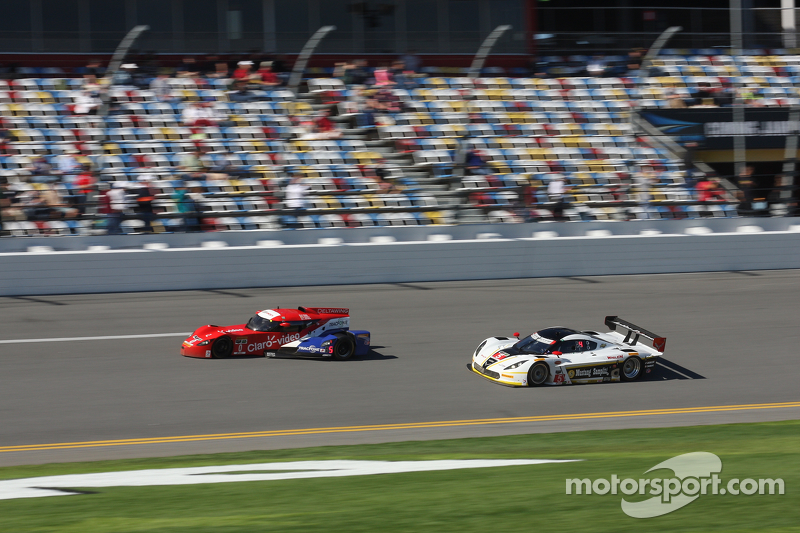 #0 DeltaWing Racing Cars DWC13: Katherine Legge, Memo Rojas, Gabby Chaves, Andy Meyrick, #5 Action E