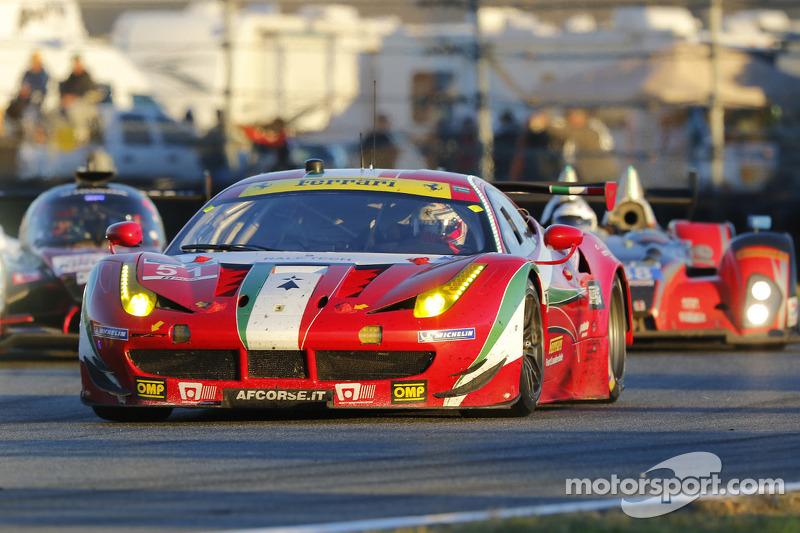 #51 AF Corse Ferrari 458 Italia: Франсуа Перродо, Еммануель Коллар, Тоні Віландер, Джанмаріа Бруні