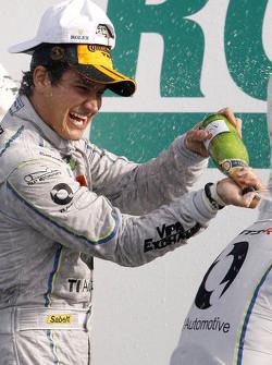 Ganador de la clase GTD , Dominik Farnbacher