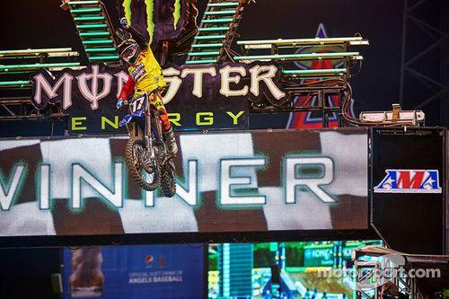 AMA Supercross: Anaheim II