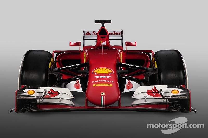 Ferrari SF15-T
