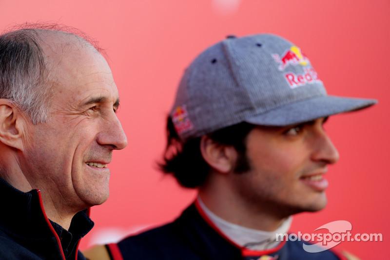 Franz Tost, Chefe da equipe Toro Rosso Scuderia Toro Rosso,