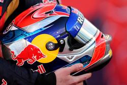 Helm van Max Verstappen, Scuderia Toro Rosso