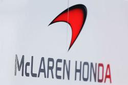 McLaren Honda logo en beeldmerk