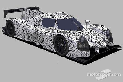 Картинки Onroak Ligier JS P3