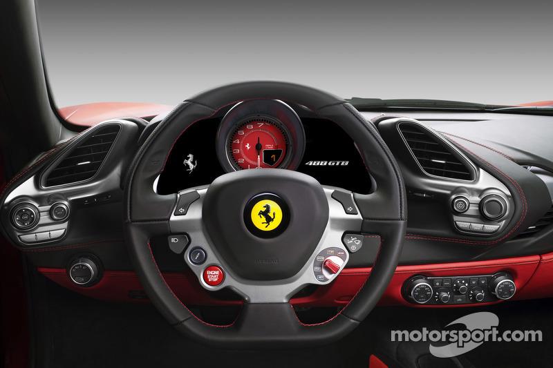 Der Ferrari 488 GTB