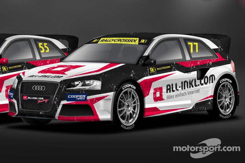 Münnich Motorsport Audi S3