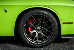 El Dodge Challenger SRT Hellcat