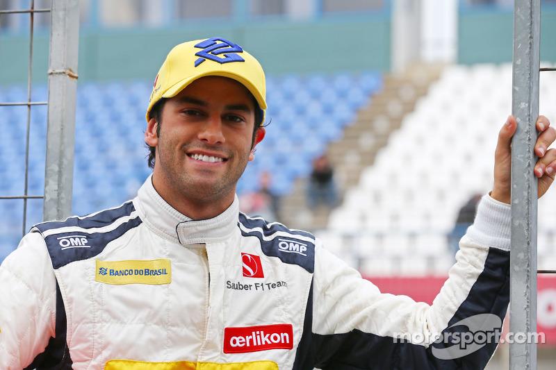 #12 Felipe Nasr (Sauber)