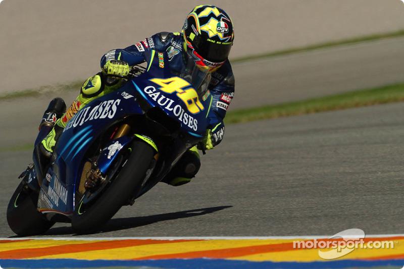 2004 рік - Валентино Россі