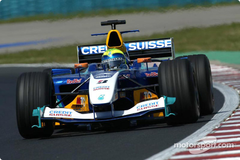 2004: Sauber C23 - Petronas (Ferrari)