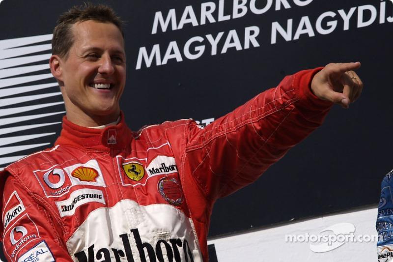 Победители Гран При Венгрии редко выигрывают чемпионат