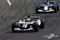 Zsolt Baumgartner ve Felipe Massa