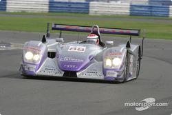 L'Audi R8 n°88 d'Audi Sport UK Team Veloqx (Jamie Davies, Johnny Herbert)
