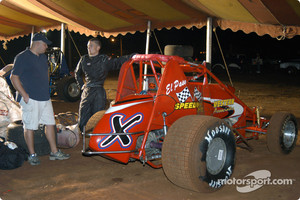 John Carney, Jr. and Leighton Crouch