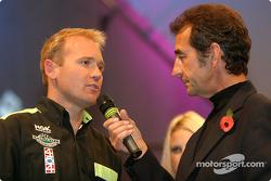 Dean Thomas and Steve Parrish