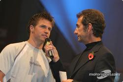 James Ellison and Steve Parrish