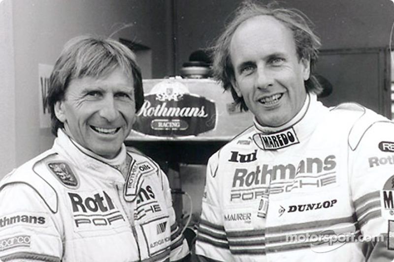 Derek Bell and Hans Stuck