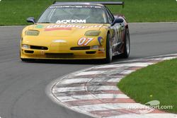 #07 Powell Motorsport Corvette: Normand Guindon, Marc-Antoine Camirand