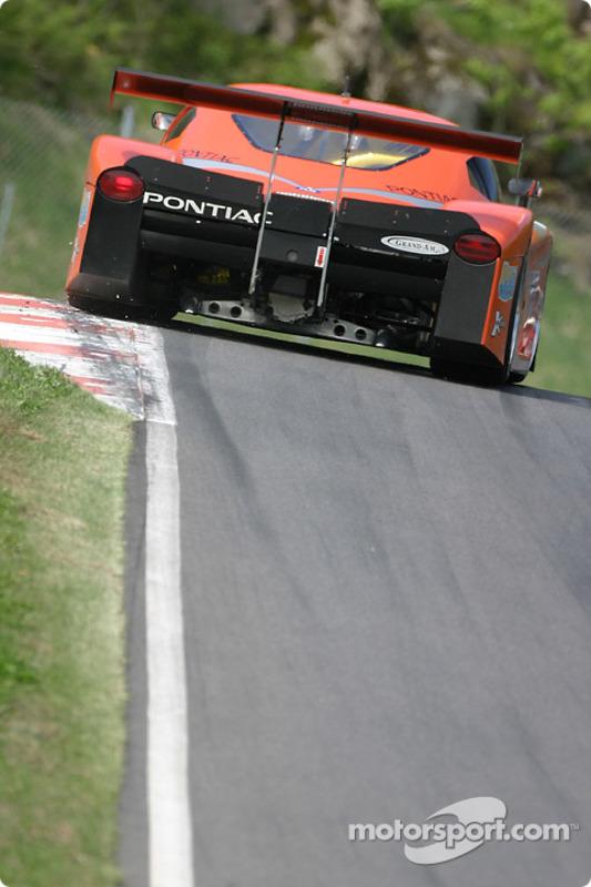 La Chevrolet Crawford n°09 du Spirit of Daytona Racing (Doug Goad, Stéphan Gregoire)