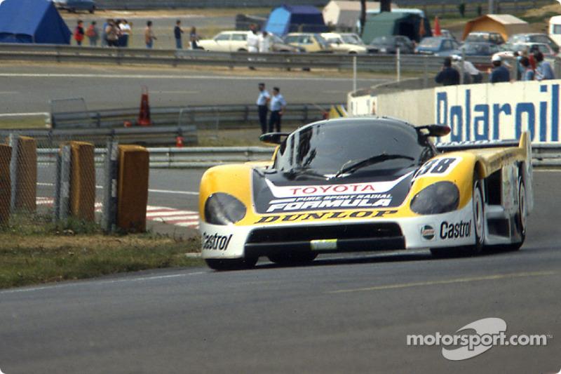1986 - Toyota 86C-L