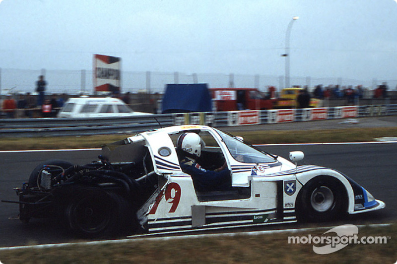 #79 Ecurie Ecosse Ecosse C286 Rover: Ray Mallock, Mike Wilds, David Leslie