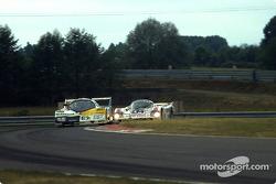 #63 Ernst Schuster Porsche 936 CJ: Siegfried Brunn, Ernst Schuster, Rudi Seher