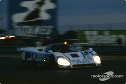 #52 Silk Cut Jaguar Jaguar XJR6: Hans Heyer, Brian Redman, Hurley Haywood