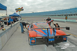 #20 Howard - Boss Motorsports Pontiac Crawford: Andy Wallace, Paul Edwards
