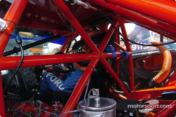 Inside Steve Ellery's Ford