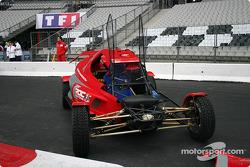 ROC car on display
