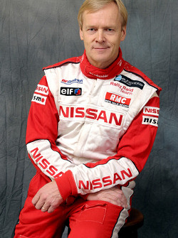 Nissan Rally Raid Team presentation: Ari Vatanen
