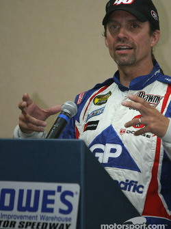 Petty - Victory Junction Gang press conference: Kyle Petty