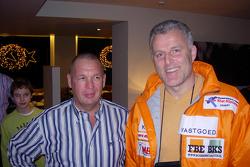 Paul Van Vliet and Frits Hessing