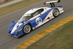 #69 Gunnar Racing Ford Multimatic: Gunnar Jeannette, Marc Brune