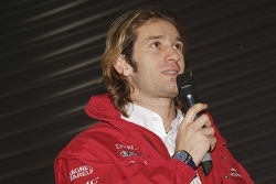 Jarno Trulli speaks to taraftarları, event