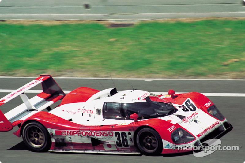 1993: Toyota TS010