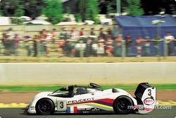#3 Peugeot Talbot Sport Peugeot 905C: Éric Hélary, Christophe Bouchut, Geoff Brabham